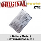 Original ZTE Mifi Router Battery Model Li3715T42P3h654251