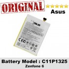 Original Asus Zenfone 6 Battery Model C11P1325