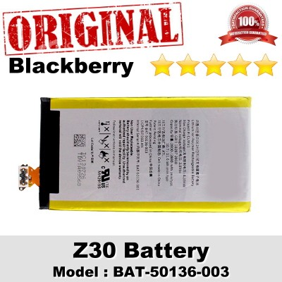 Original Blackberry Z30 Battery Model BAT-50136-003
