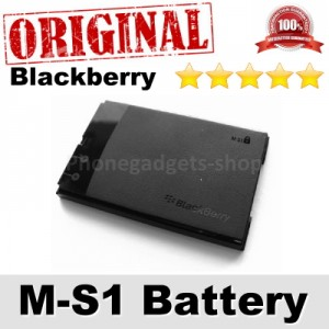 Original Blackberry MS1 M-S1 Battery