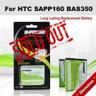 Premium Long Lasting Battery For HTC BAS350 BA-S350 SAPP160 Battery