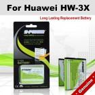 Premium Long Lasting Battery HB476387RBC 3000mah For Huawei Honor 3X G750 B199
