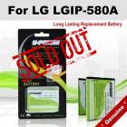 Premium Long Lasting Battery For LG Battery Model LGIP-580A