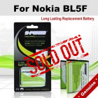 Premium Long Lasting Battery For Nokia BL5F BL-5F Battery