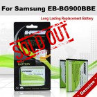 Premium Long Lasting Battery For Samsung EB-BG900BBE Battery
