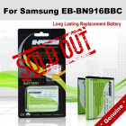 Premium Long Lasting Battery For Samsung EB-BN916BBC Battery