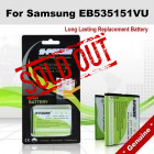 Premium Long Lasting Battery For Samsung EB535151VU Battery
