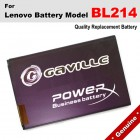 Premium Gaville Business Battery For Lenovo BL214 BL-214 Battery