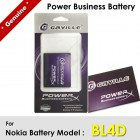 Gaville Power Business Battery For Nokia BL4D Battery