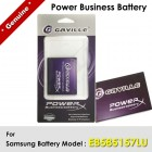 Gaville Power Business Battery For Samsung EB585157LU Battery