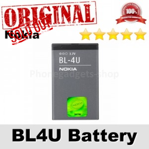 Original Nokia BL4U BL-4U Battery