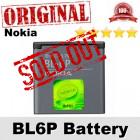 Original Nokia BL6P BL-6P Battery