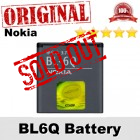 Original Nokia BL6Q BL-6Q Battery Nokia 6700 Classic Battery