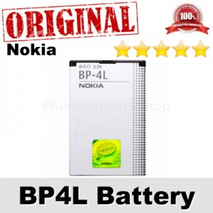 Original Nokia BP4L BP-4L Battery