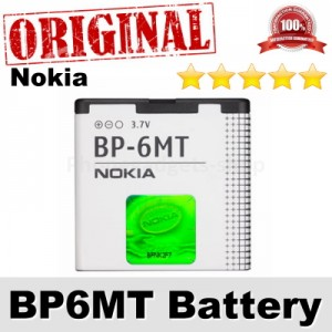 Original Nokia BP6MT BP-6MT Battery