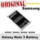 Original Samsung Galaxy Note 3 Battery Model B800BC B800BU B800BE