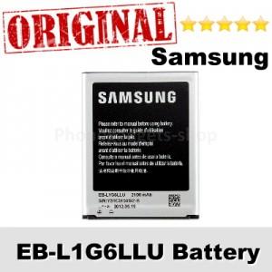 Original Samsung Galaxy S3 Battery Model EB-L1G6LLU EB-L1G6LLA