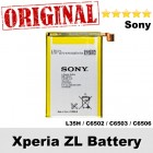 Original Sony Xperia ZL L35 L35H Battery Model LIS1501ERPC