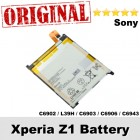 Original Sony Xperia Z1 L39h L39t Battery Model LIS1525ERPC