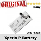 Original Sony Xperia P LT22 LT22i Battery Model AGPB009-A001