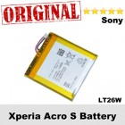 Original Sony Xperia Acro S LT26W Battery Model LIS1489ERPC