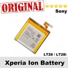 Original Sony Xperia Ion LT28 LT28i Battery Model LIS1485ERPC