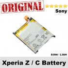 Original Sony Xperia Z C S39H L36H Battery Model LIS1502ERPC