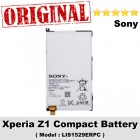 Original Sony Xperia Z1 Compact Battery Model LIS1529ERPC