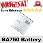 Original Sony Ericsson BA750 Battery Xperia arc S Battery