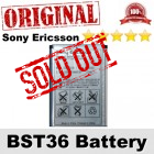 Original Sony Ericsson BST 36 BST-36 Battery