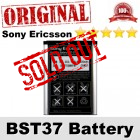 Original Sony Ericsson BST37 BST-37 Battery