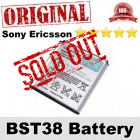 Original Sony Ericsson BST38 BST-38 Battery