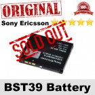Original Sony Ericsson BST39 BST-39 Battery