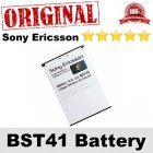 Original Sony Ericsson BST41 BST-41 Battery