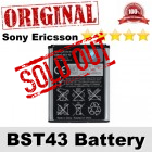 Original Sony Ericsson BST43 BST-43 Battery