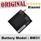 Original Xiaomi MI-3 Mi3 M3 BM31 Battery
