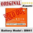 Original Xiaomi Redmi hongmi 1S BM41 Battery