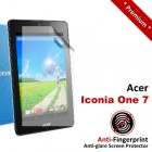 Premium Matte Anti-Fingerprint Acer Iconia One 7 Screen Protector