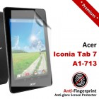 Premium Matte Anti-Fingerprint Acer Iconia Tab 7 A1-713 Screen Protector