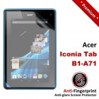 Premium Matte Anti-Fingerprint Acer Iconia Tab B1-A71 Screen Protector