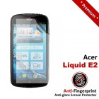 Premium Matte Anti-Fingerprint Acer Liquid E2 Screen Protector