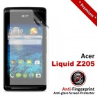 Premium Matte Anti-Fingerprint Acer Liquid Z205 Screen Protector