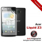 Premium Matte Anti-Fingerprint Acer Liquid Z3 Screen Protector