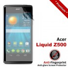 Premium Matte Anti-Fingerprint Acer Liquid Z500 Screen Protector