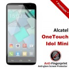 Premium Matte Anti-Fingerprint Alcatel OneTouch Idol Mini Screen Protector