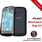 Premium Matte Anti-Fingerprint Alcatel OneTouch Pop C1 Screen Protector