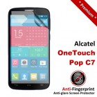 Premium Matte Anti-Fingerprint Alcatel OneTouch Pop C7 Screen Protector