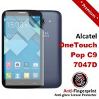 Premium Matte Anti-Fingerprint Alcatel OneTouch C9 Screen Protector