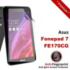 Premium Matte Anti-Fingerprint Asus Fonepad 7 FE170CG Screen Protector