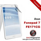 Premium Matte Anti-Fingerprint Asus Fonepad 7 FE171CG Screen Protector
